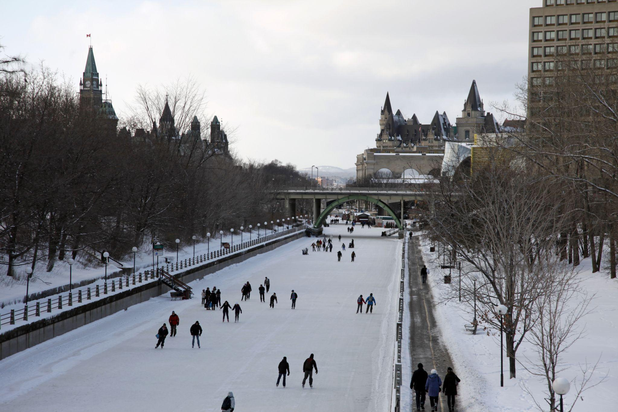 8 activities for your winter bucket list in the Capital