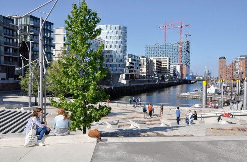 HafenCity - Hambourg, Allemagne : http://www.mirallestagliabue.com/