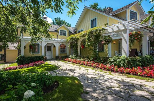 The Mackenzie King Estate