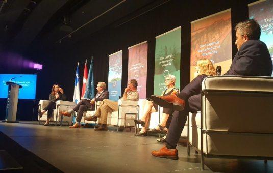 La capitale du Canada et vous: une conversation à Charlottetown et Québec