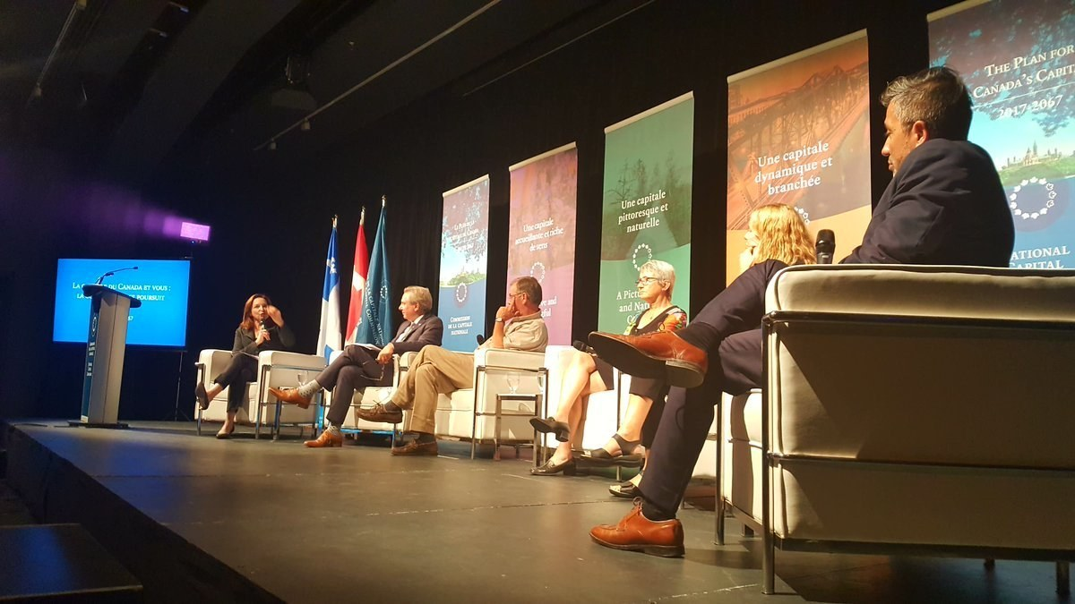 Canada's Capital and You: A Conversation In Charlottetown And Québec City
