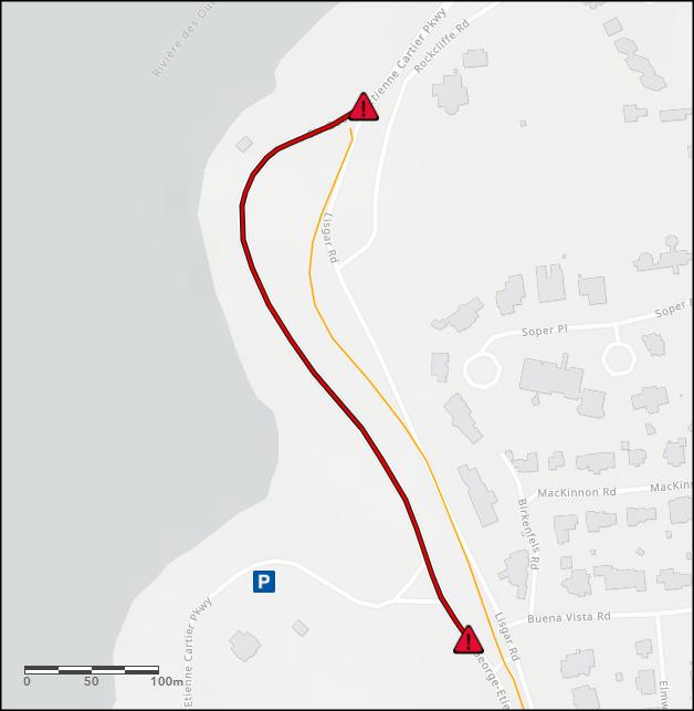Closure Map