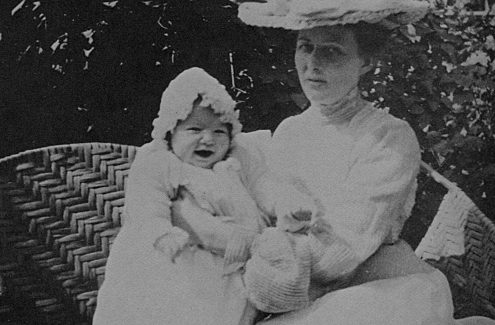 Mary Willson and Thomas Leopold Willson, Jr. - Credit: Gatineau Valley Historical Society