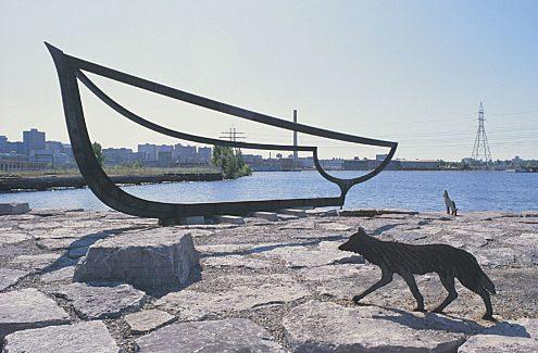 Le bateau et la parole des animaux par John McEwen
