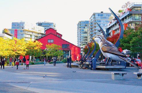 False Creek - Vancouver, British Columbia : http://www.cloudfront.net/