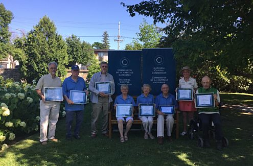 Volunteers honoured for their dedication