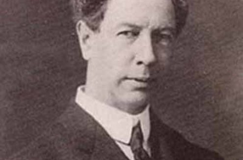 Thomas 'Carbide' Willson (1860-1915) - Crédit : Archives nationales du Canada / C-53499
