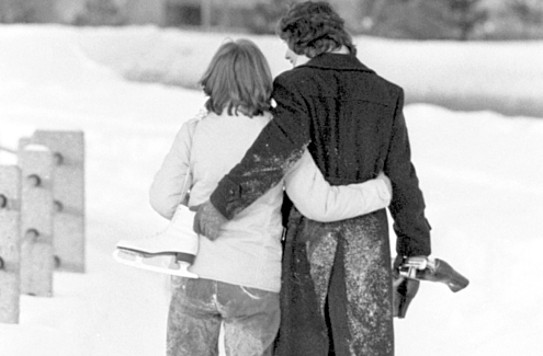 The Rideau Canal Skateway is a great place for romantic dates — and the setting for many marriage proposals.