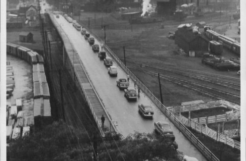 Wellington Street Viaduct. Credit: National Capital Commission Gréber Collection