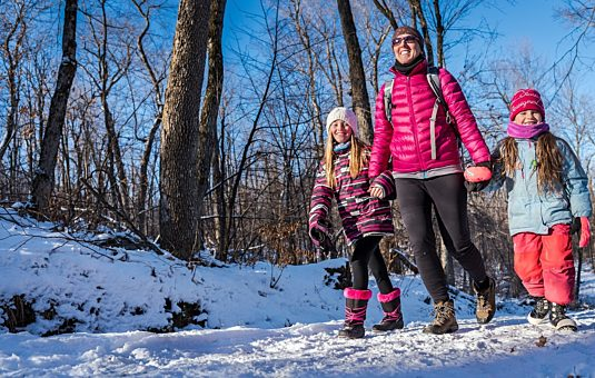 Ottawa–Gatineau: Walking in a winter wonderland