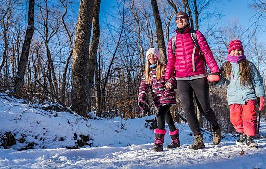Ottawa-Gatineau : La marche sous la féérie hivernale