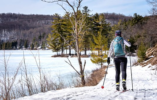 Your Guide to Winter Outings on Gatineau Park Trails