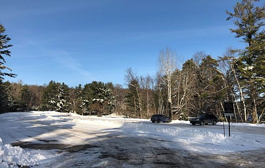 P20 parking lot
