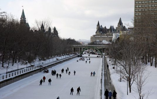 6 activities for your winter bucket list in the Capital