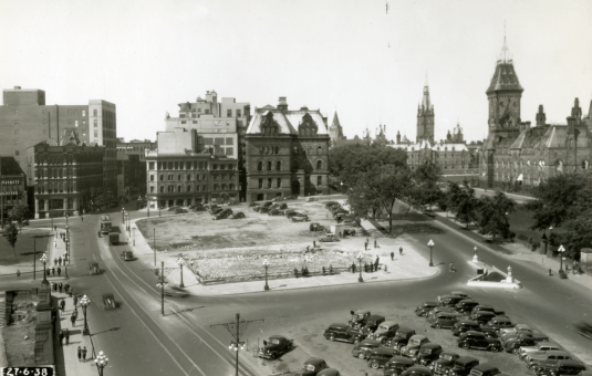 The National War Memorial: A window on our past