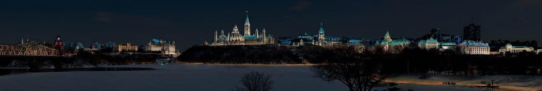 Ottawa - Rendu de l'illumination possible dans l'avenir